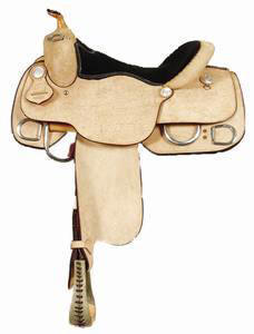 Texas Classic EconomyTraining Saddle